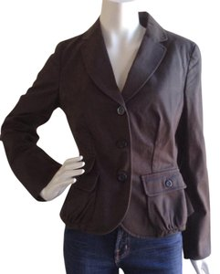 Moschino Brown Blazer