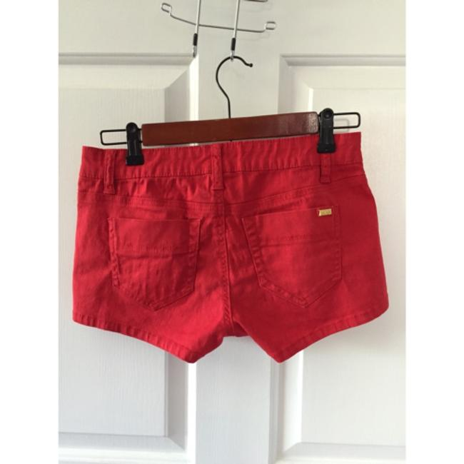 Zanadi Mini/Short Shorts Red