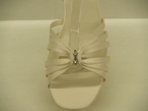 Dyeables Devotion Silk Size: 9 Wedding Shoes