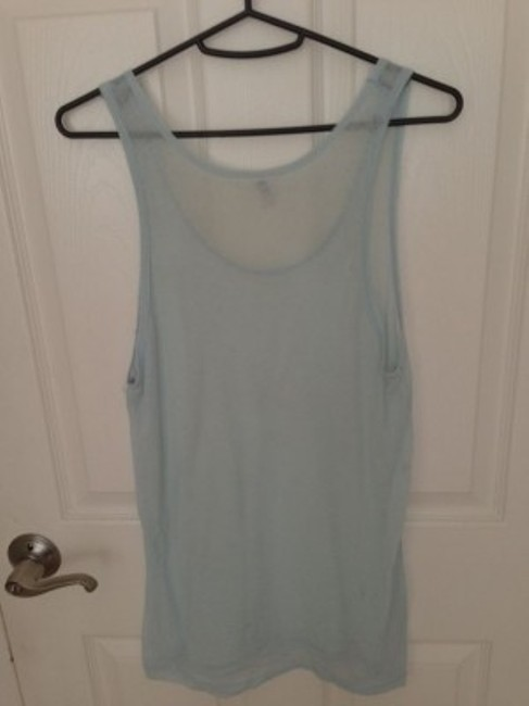 American Apparel Top Light blue
