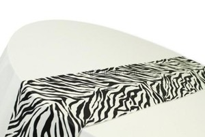 Zebra Table Runners
