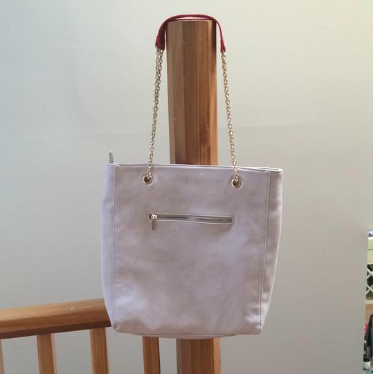 Big Buddha Tote in Pink And Poppy