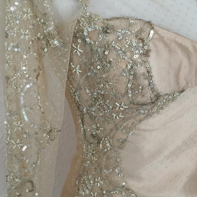 Inas Couture Lace Beaded Dress