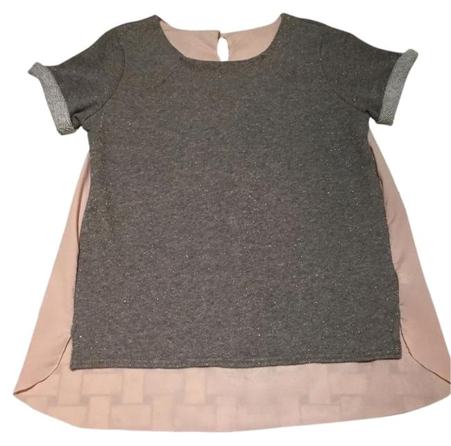 American Eagle Outfitters Top Sliver Rose