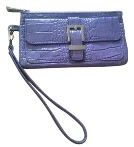 Express Purple Clutch
