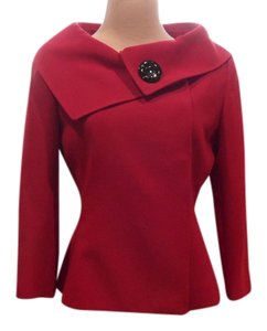 Tahari TAHARI PERFECT RED BLAZER