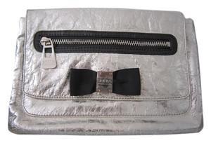 Other Fun Vintage Disco silver Clutch