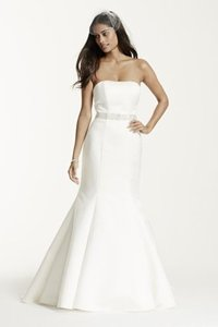 David's Bridal David's Bridal Wg9871 Wedding Dress