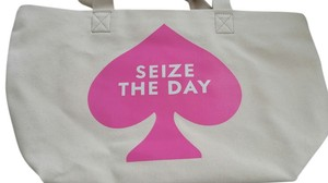 Kate Spade Seize The Day Pink Tote