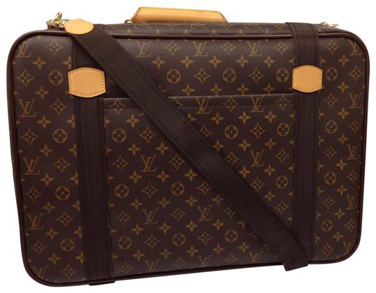 Preload https://item5.tradesy.com/images/louis-vuitton-satellite-canvas-brown-monogram-leather-weekendtravel-bag-4860844-0-5.jpg?width=440&height=440