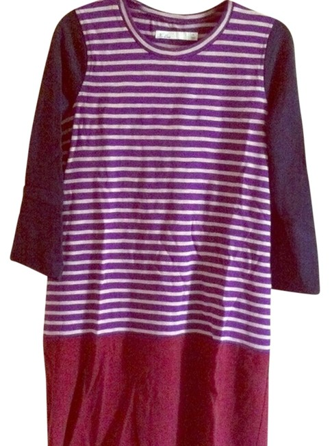 Preload https://item5.tradesy.com/images/madewell-high-line-stripe-new-mid-length-short-casual-dress-size-8-m-4860874-0-0.jpg?width=400&height=650