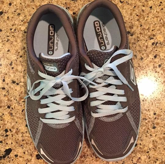 Skechers Charcoal/light blue Athletic