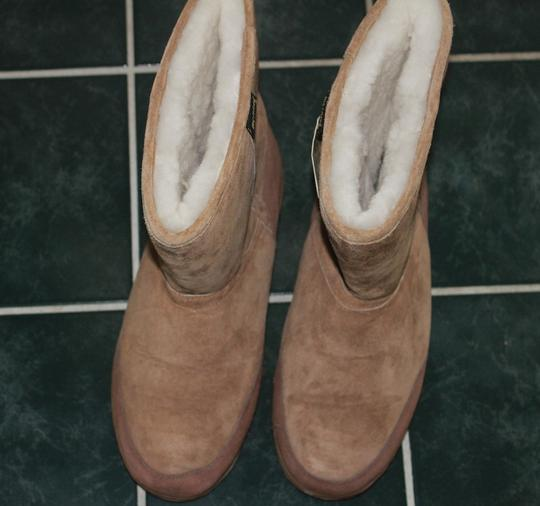 Old Friends Old Friend Tan/Beige Boots