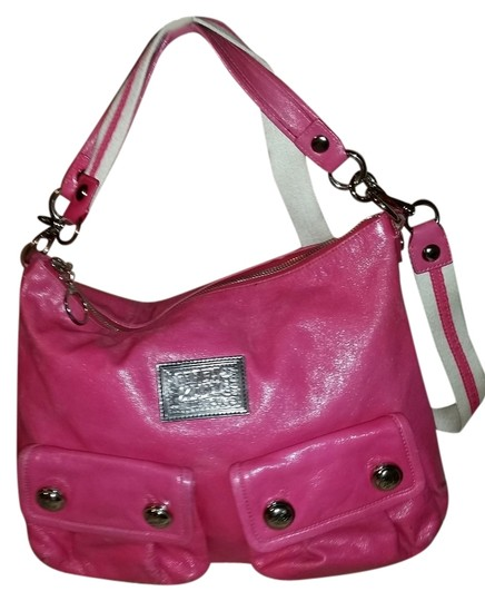Preload https://item3.tradesy.com/images/coach-pink-leather-cross-body-bag-4861957-0-0.jpg?width=440&height=440