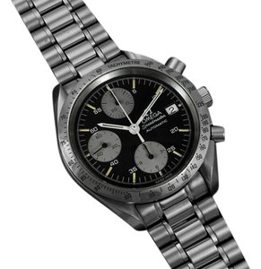 Omega Omega Speedmaster Automatic Chronograph Date Watch, Panda Dial, 3511.80 - Stainless Steel