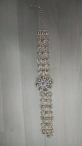 J.L. Johnson Bridals Bold Bridal Accessory