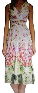 Ted Baker short dress Floral Cocktail Classy on Tradesy