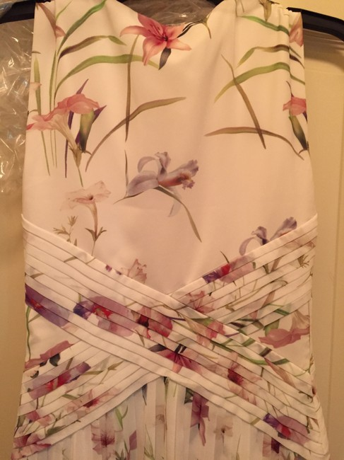 Ted Baker short dress Floral Cocktail Classy Quality on Tradesy