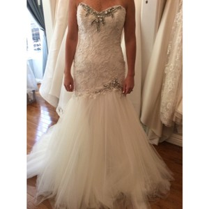 Badgley Mischka Hayworth Wedding Dress