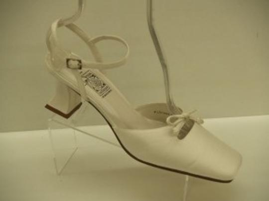 Special Occasions by Saugus Shoe White Vintage 2535 Size US 10