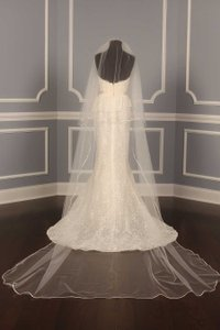Diamond White Long S5570vl Bridal Veil