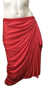 Lanvin Skirt Red