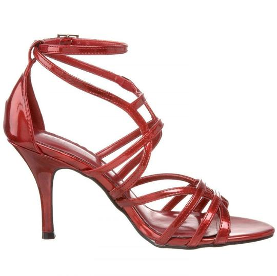 Coloriffics Coloriffics Lustre Red Size 5.5 Or 6.5 Available N Wedding Shoes