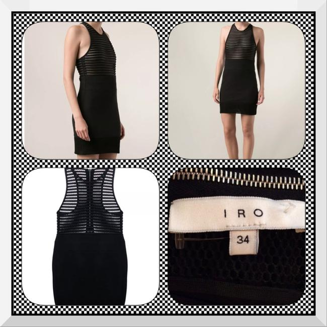 IRO Sexy Gala New Years Eve Holiday Dance Dress