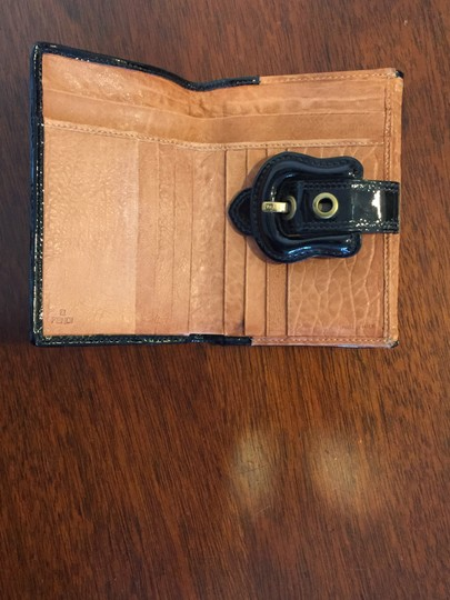 Fendi Fendi Buckle Wallet