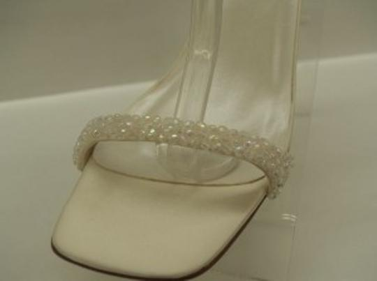 Special Occasions by Saugus Shoe Ivory 3907 Free Shipping Usa Size US 10