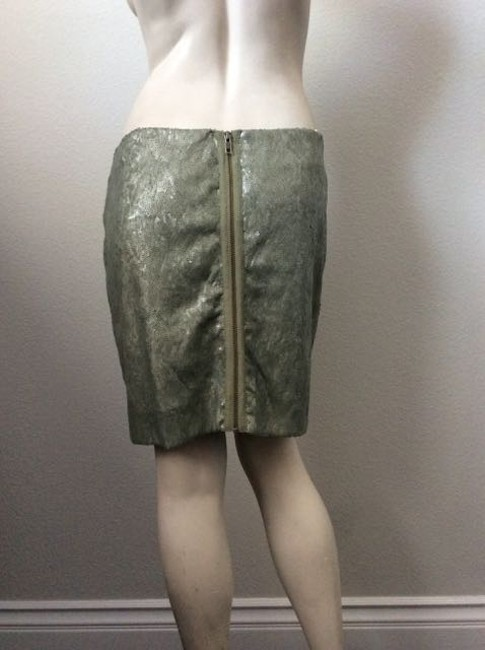 Cut25 Skirt Pale Green Image 1