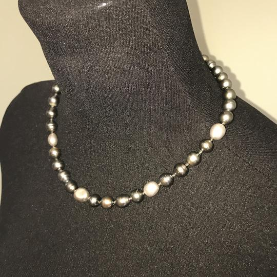 Other Genuine Baroque Tahitian Pearl Necklace By Imperial Pearls Image 6