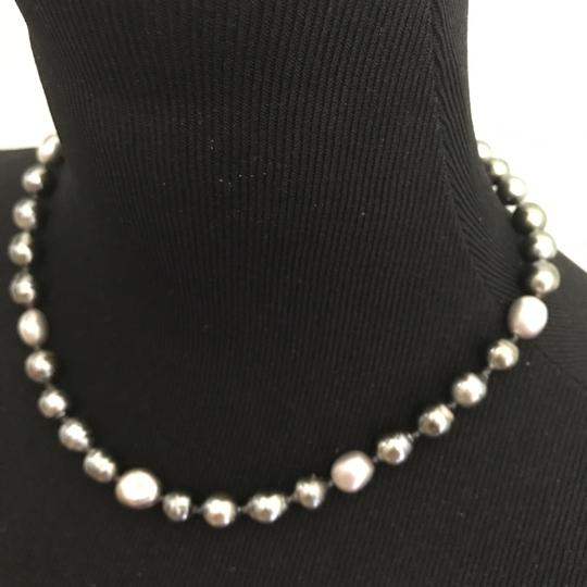 Other Genuine Baroque Tahitian Pearl Necklace By Imperial Pearls Image 7