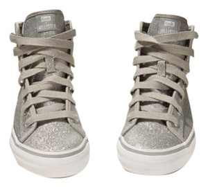 Keds Sneakers Silver/ Glitter Athletic