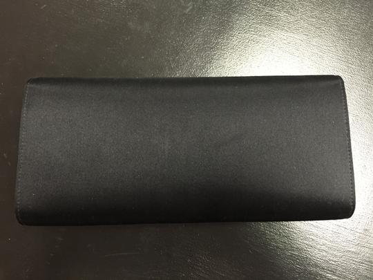 Saint Laurent Ysl Designer Satin Clutch Image 2