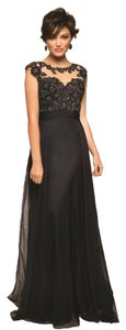 Jovani Mob Chiffon Dress
