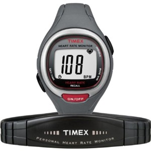 Timex Timex Unisex Grey Digital watch T5K537