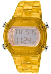 G-Shock Adidas ADH6505 Womens Candy Yellow Plastic Watch
