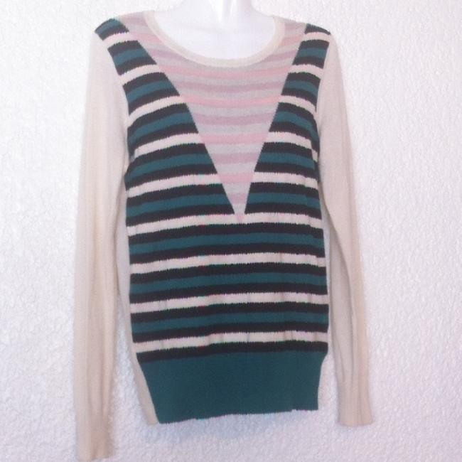 Urban Outfitters Anthropologie Free People Coincidence Chance Intarsia Sweater Image 3