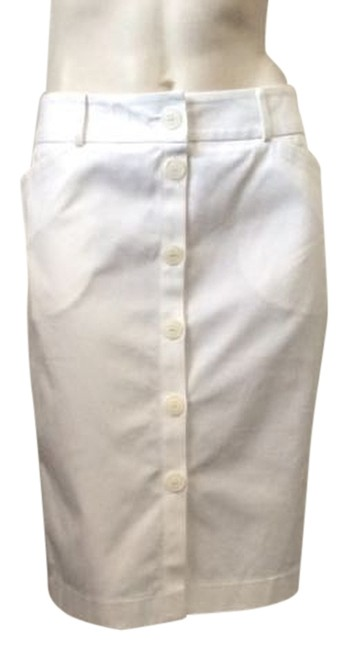 Preload https://img-static.tradesy.com/item/4868722/yigal-azrouel-white-buttoned-front-size-12-l-32-33-0-0-650-650.jpg