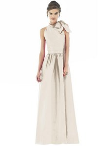 Alfred Sung Champagne D533 Dress