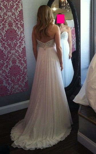 Preload https://item5.tradesy.com/images/allure-bridals-white-chiffon-modern-wedding-dress-size-6-s-48689-0-0.jpg?width=440&height=440