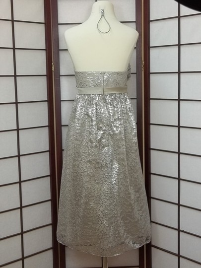 Alfred Angelo Cofe Lace 7012 Modern Bridesmaid/Mob Dress Size 18 (XL, Plus 0x)