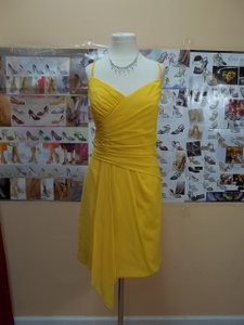 Alfred Angelo Canary 7258 Dress