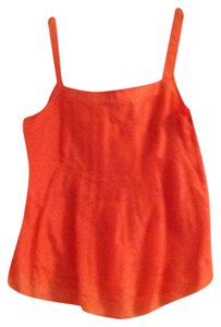 J.Crew Top Sweet Orange