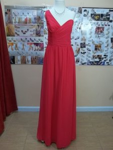 Alfred Angelo Pomegranate 7257 Dress