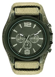 Other Unlisted UL1303 Men's Gunmetal Analog Watch With Grey Dial