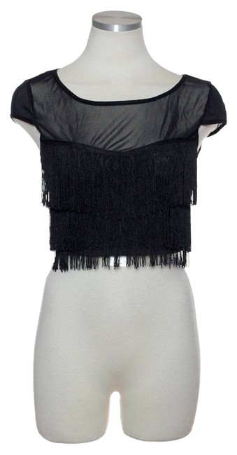 Preload https://item5.tradesy.com/images/millau-black-blouse-size-2-xs-4871179-0-0.jpg?width=400&height=650