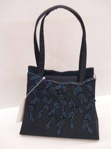 Navy Blue Night Purse