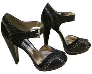 a59b633a67a9 Women s Black Michael Kors Shoes - Up to 90% off at Tradesy